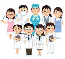 意外と大きい制服(ユニフォーム)の役割。 病院では職種を見分けるポイントにも!