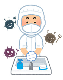 見落としがちな食中毒リスク 衣類からの感染経路にご注意!