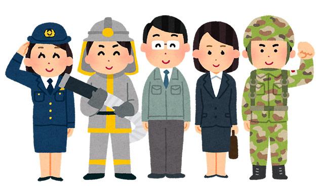 制服やユニフォームをいい相棒に! 「仕事着」だからこそ気持ちを切り替えられるもの。