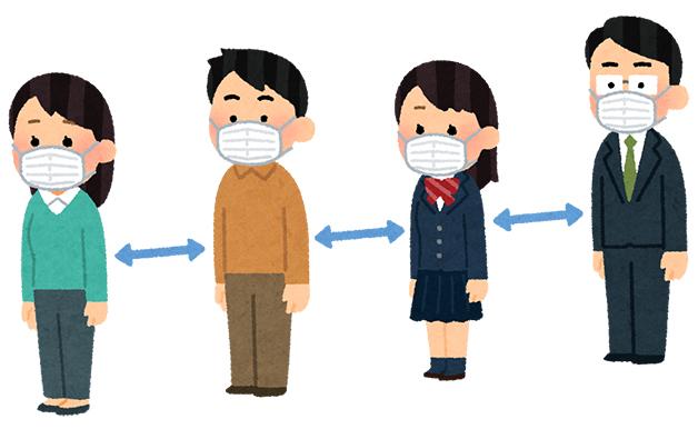 """検温・マスク着用・手指消毒…… もはや""""ニューノーマル""""となった衛生管理"""