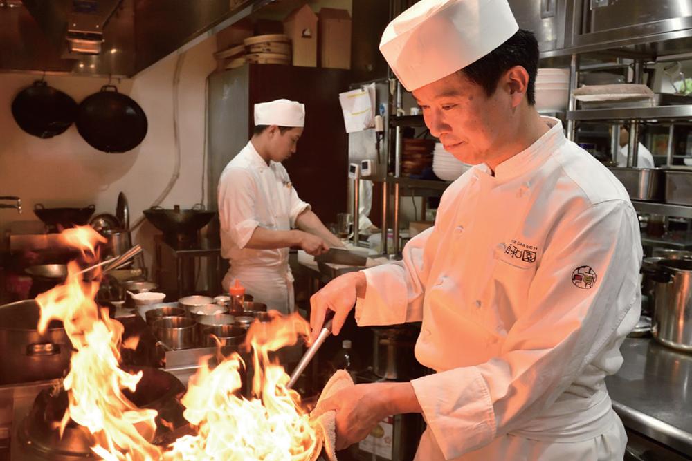 中国料理 頤和園