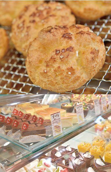 お菓子の工房 OPERA 松崎店